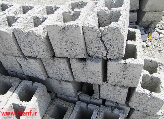 خانه های احداثی بنیاد مسکن نیکشهر- دهستان چانف