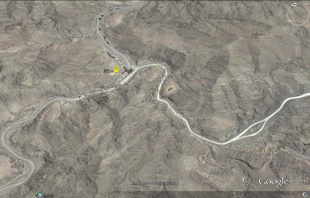 تصویر ماهواره ای اب معدنی چانف